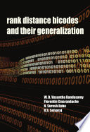 Rank Distance Bicodes and Their Generalization