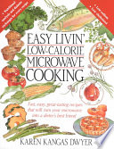 Easy Livin Low Calorie Microwave Cooking