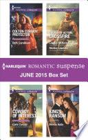 Harlequin Romantic Suspense June 2015 Box Set