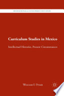 Curriculum Studies in Mexico