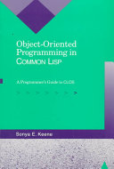 Object oriented Programming in Common LISP