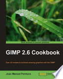 Gimp 2 6 Cookbook