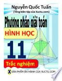 Phương pháp giải toán trắc nghiệm hình học 11