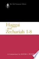Haggai and Zechariah 1 8  1984