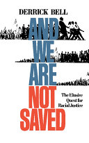 And We Are Not Saved