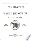 Herd Register Book PDF