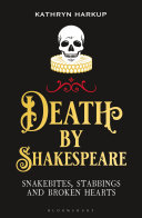 Death By Shakespeare Book