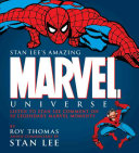 Stan Lee S Amazing Marvel Universe book