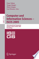 Computer and Information Sciences   ISCIS 2005
