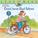 LESEMAUS  Conni lernt Rad fahren