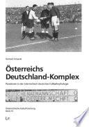 Österreichs Deutschland-Komplex