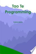 Tao Te Programming