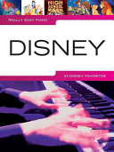 Really Easy Piano Disney