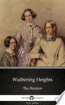 Wuthering Heights by Emily Bronte  Illustrated