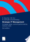 Strategic IT-Management