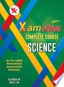 Xam idea Complete Course Science   Class 9
