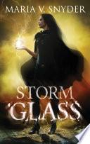 Storm Glass book