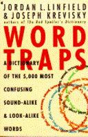 Word Traps Book PDF