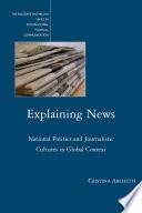 Explaining News