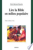 Lire la Bible en milieu populaire