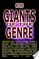 More Giants Of The Genre book