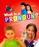 What Is a Pronoun