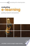 Evaluating E Learning