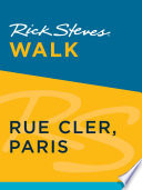 Rick Steves Walk  Rue Cler  Paris