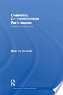 Evaluating Counterterrorism Performance