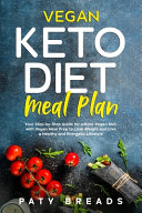 Vegan Keto Diet Meal Plan
