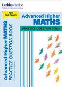 Advanced Higher Maths Practice Question Book