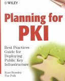 Planning for PKI