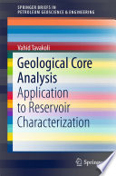 Geological Core Analysis