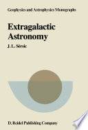 Extragalactic Astronomy