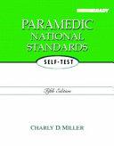 Paramedic National Standards Self Test