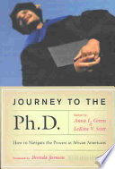 Journey to the Ph D