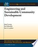 Engineering and Sustainable Community Development
