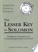 The Lesser Key of Solomon