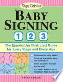 Baby Signing 1 2 3