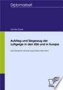 Aufstieg und Siegeszug der Luftgeige in den USA und in Europa