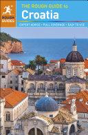 Book The Rough Guide to Croatia