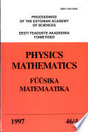 1997 - Vol. 46, No. 4