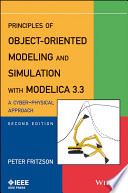 Principles of Object Oriented Modeling and Simulation with Modelica 3 3