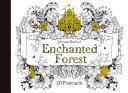 Ebook Enchanted Forest Postcards Epub Johanna Basford Apps Read Mobile