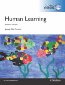 Human Learning  Global Edition