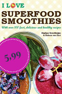 cover img of I Love Superfood Smoothies