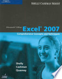 Microsoft Office Excel 2007  Comprehensive Concepts and Techniques