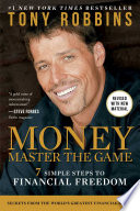 MONEY Master the Game Book Cover