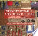 Everyday Women s and Gender Studies
