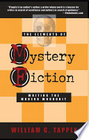 The Elements of Mystery Fiction